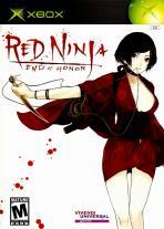 Obal-Red Ninja: End of Honor