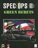 Obal-Spec Ops II: Green Berets