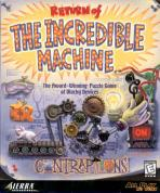 Obal-The Return of the Incredible Machine: Contraptions