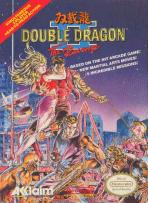Obal-Double Dragon II: The Revenge
