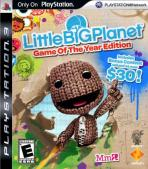 Obal-LittleBigPlanet Game Of The Year Edition