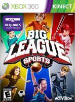 Obal-Big League Sports