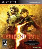 Obal-Resident Evil 5: Gold Edition