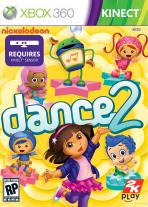 Obal-Nickelodeon Dance 2
