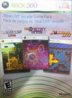 Obal-Xbox Live Arcade Game Pack