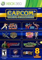 Obal-Capcom Digital Collection