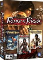 Obal-Prince of Persia: The Sands of Time Trilogy