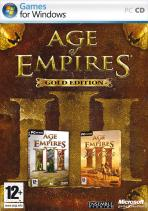 Obal-Age of Empires III: Gold Edition