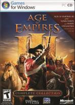 Obal-Age of Empires III: Complete Collection