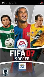 Obal-FIFA Soccer 07