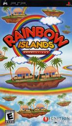 Obal-Rainbow Islands Evolution