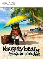 Obal-Naughty Bear: Panic in Paradise