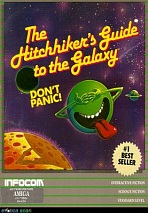 Hitchhiker´s Guide to the Galaxy