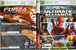 Obal-Marvel Ultimate Alliance / Forza 2 Combo Pack