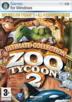Obal-Zoo Tycoon 2: Ultimate Collection