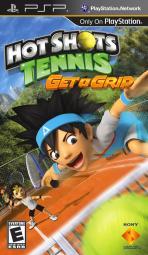 Obal-Hot Shots Tennis: Get a Grip