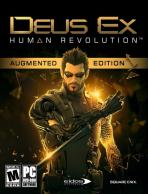 Obal-Deus Ex: Human Revolution - Augmented Edition