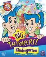 Obal-Big Thinkers Kindergarten