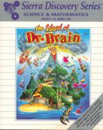 Obal-The Island of Dr. Brain