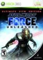 Obal-Star Wars: The Force Unleashed -- Ultimate Sith Edition