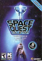 Obal-Space Quest Collection