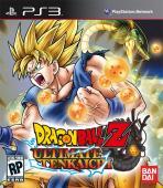 Obal-Dragon Ball Z: Ultimate Tenkaichi