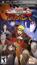 Obal-Naruto Shippuden: Ultimate Ninja Impact