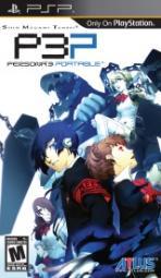 Obal-Shin Megami Tensei: Persona 3 Portable