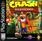 Obal-Crash Bandicoot Rus