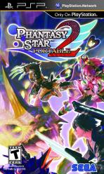 Obal-Phantasy Star Portable 2