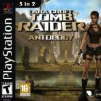 Obal-Tomb Raider Antology