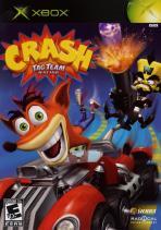 Obal-Crash Tag Team Racing