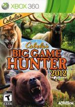 Obal-Cabela´s Big Game Hunter 2012