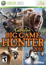 Obal-Cabela´s Big Game Hunter 2010