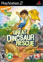 Obal-Go, Diego, Go!: Great Dinosaur Rescue