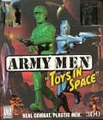 Obal-Army Men: Toys in Space