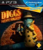 Obal-Wonderbook: Diggs Nightcrawler