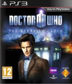 Obal-Doctor Who: The Eternity Clock