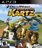 Obal-DreamWorks Super Star Kartz