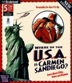 Obal-Where in the USA is Carmen Sandiego?
