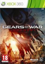 Obal-Gears of War: Judgment