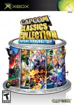 Obal-Capcom Classics Collection Volume 2