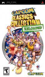 Obal-Capcom Classics Collection Reloaded