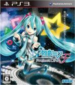 Obal-Hatsune Miku: Project DIVA F