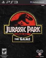 Obal-Jurassic Park: The Game