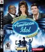 Obal-Karaoke Revolution Presents: American Idol Encore