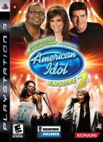 Obal-Karaoke Revolution Presents: American Idol Encore 2