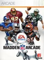 Obal-Madden NFL Arcade