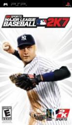 Obal-Major League Baseball 2K7