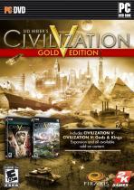 Obal-Sid Meier´s Civilization V: Gold Edition